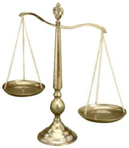Justice imbalanced by jurists