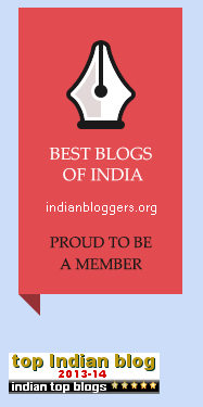 Listed among Best Blogs in India by two Reputed Blog Directories